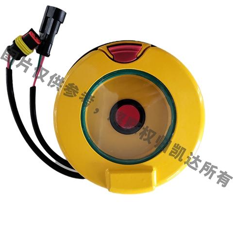 180°单键电控按钮阀